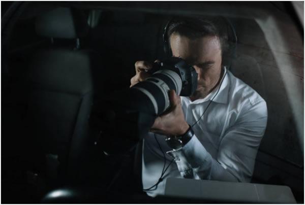 Fotograf bei  Hude (Oldb)
