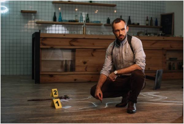 Kriminalbeamter, Wirtschaftsdetektiv  für  Schwanau